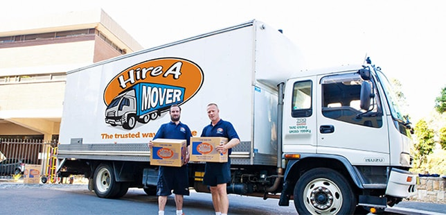 Sydney Removalists - Hire A Mover