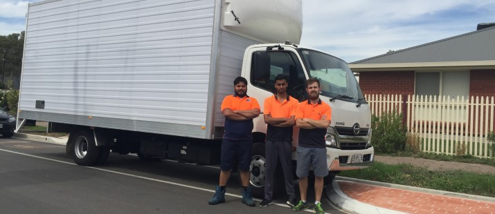 Hire A Mover Adelaide Removal Team