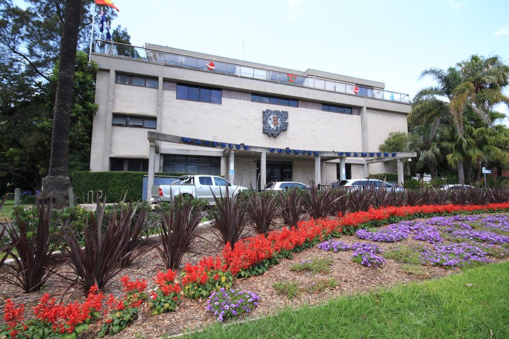 Waverley Council Chambers - Corner of Bondi Rd and Paul St