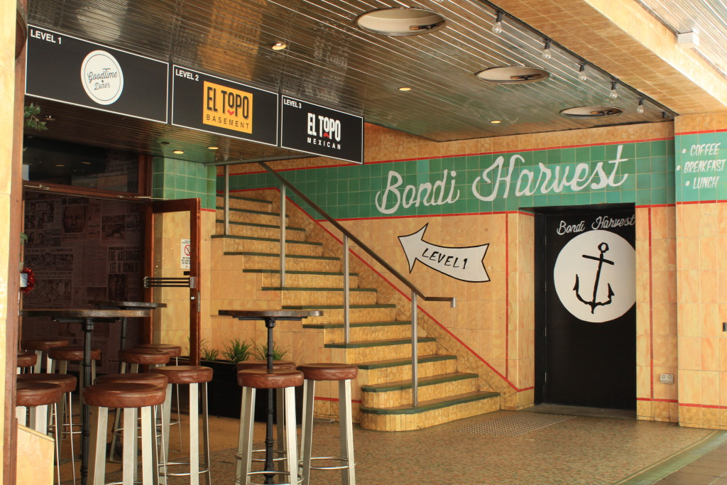 The Eastern - all things food, drink and dance in Bondi Junction.