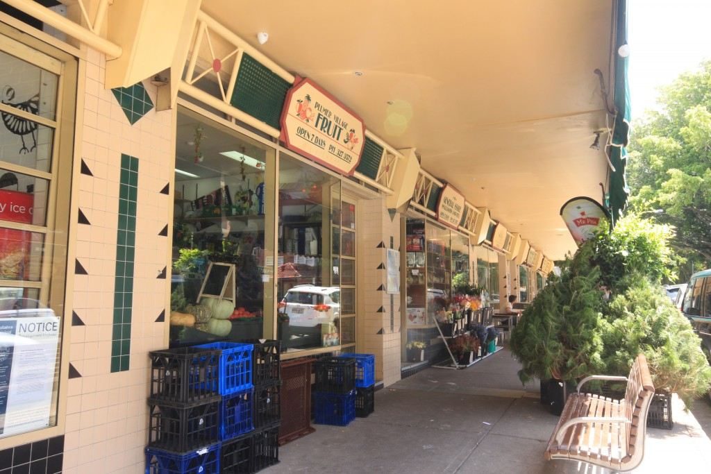 Plumer Road Shopping Village
