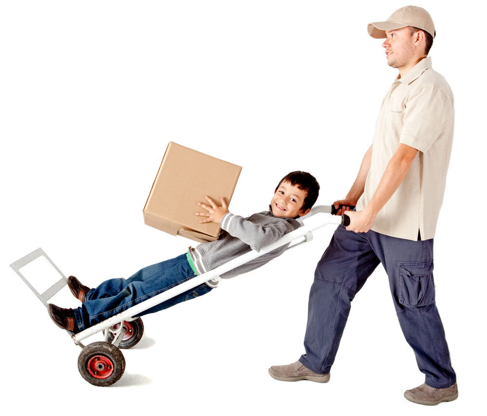 tops tips for moving house with kids hireamover