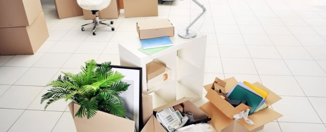 Office removals - what to consider