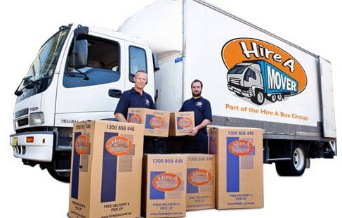 Let Hire A Mover move you!